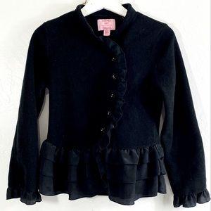 Vintage Copper Key Dillards Button Up Blazer 10/12